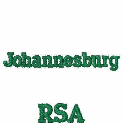 Johannesburg RSA Polo Shirt