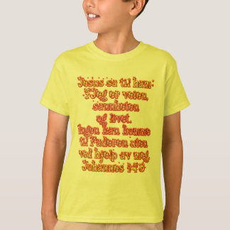 John 14:6 Norwegian T-Shirt