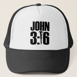 John 3:16 Baseball Cap