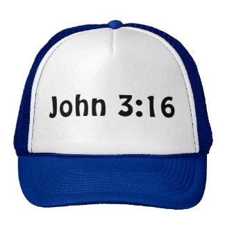 John 3 16 cap