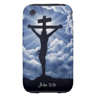 John 3:16 tough iPhone 3 cover