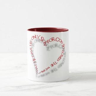 John 3:16 Ceramic Mug