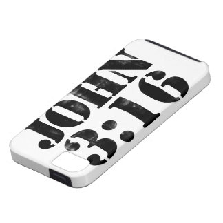 John 3:16 for GOD Tough iPhone 5 Case