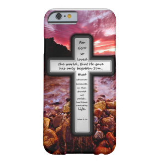 John 3:16 Gifts Barely There iPhone 6 Case