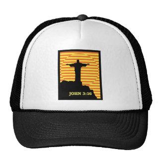 John 3 16 hat
