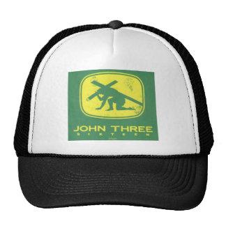 John 3:16 mesh hats