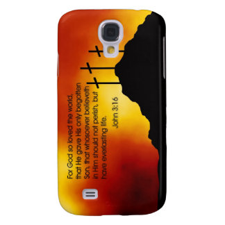 John 3:16 iPhone3G Galaxy S4 Case