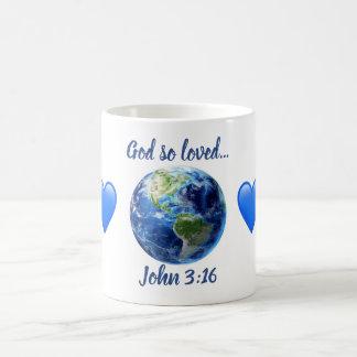 John 3 16 Mug