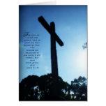 John 3:16 note card