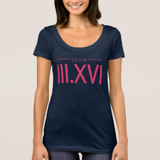 John 3:16 Shirt - Women's graphic tee