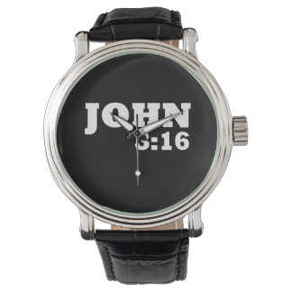 John 3:16 watch