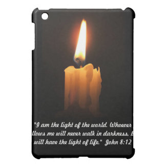 John 8:12 Quotation Case For The iPad Mini