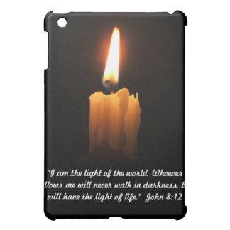 John 8:12 Quotation Case For The iPad Mini