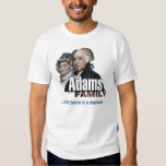 John Adams Family T Shirts