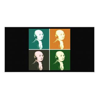 John Adams Picture Card