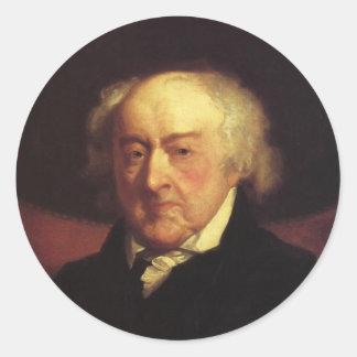 John Adams stickers