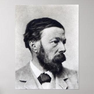 John Addington Symonds, c.1889 Poster