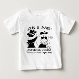 John and Janes Disguises and Gasoline T Shirts