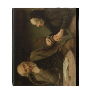 John Anderson, My Jo, 1894 (oil on canvas) iPad Case