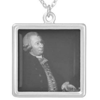 John Arnold , engraved by Reid Silver Plated Necklace