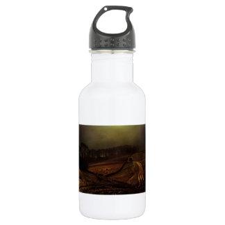 John Atkinson Grimshaw- Under The Harvest Moon 532 Ml Water Bottle