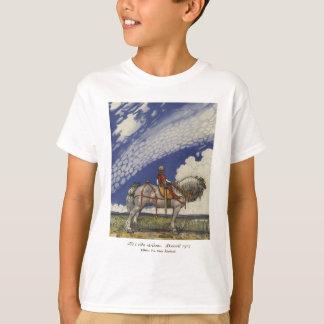 John Bauer - Into the Wide World T-Shirt