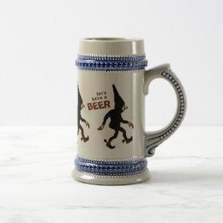 John Bauer Tomtenisse CC0577 Stoneware Beer Mug