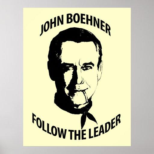 John Boehner Print