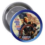 John Bolton for President 2016 7.5 Cm Round Badge