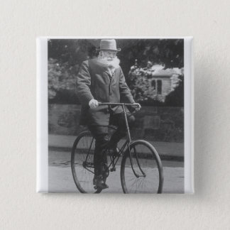 John Boyd Dunlop 15 Cm Square Badge