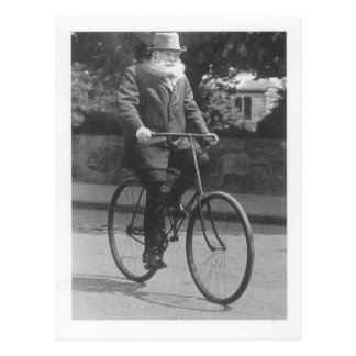 John Boyd Dunlop Postcard