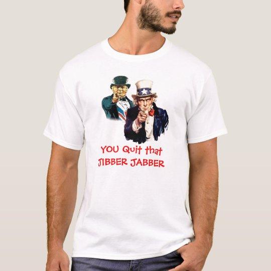 John Bull, Uncle_Sam_(pointing_finger), T-Shirt