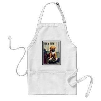 john bull vintage standard apron