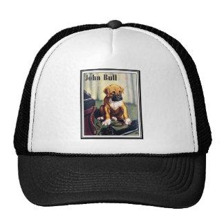 john bull vintage trucker hats