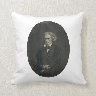 John C. Calhoun by Mathew Brady 1849 Cushion