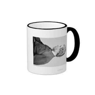 """John C. Freemont """"The Great Pathfinder"""" Ringer Mug"""