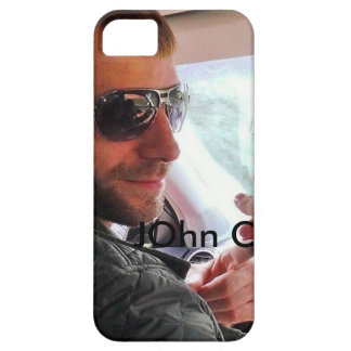 JOhn C Iphone 5 Phone case