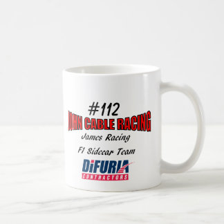 John Cable & James Racing Mug