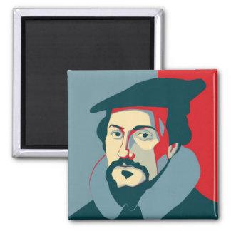 John Calvin Magnet