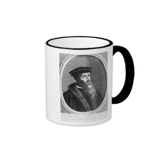 John Calvin Ringer Mug