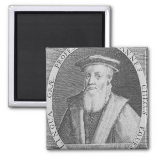 John Cheke, 1620 Magnet