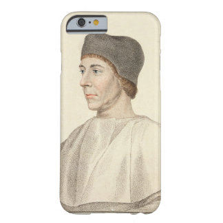 John Colet (c.1467-1519), Dean of St. Paul's engra Barely There iPhone 6 Case