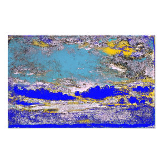 John Constable - A Cloud Study (Modified) Photo Print