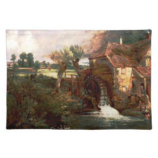 John Constable - Parham Mill (Modified) Placemat