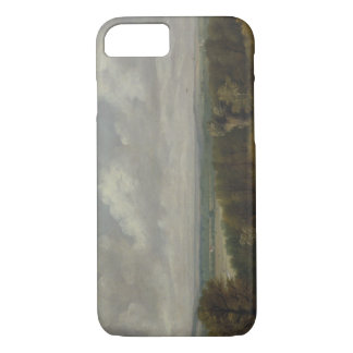 John Constable - Ploughing Scene in Suffolk iPhone 7 Case