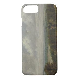 John Constable - Ploughing Scene in Suffolk iPhone 7 Case