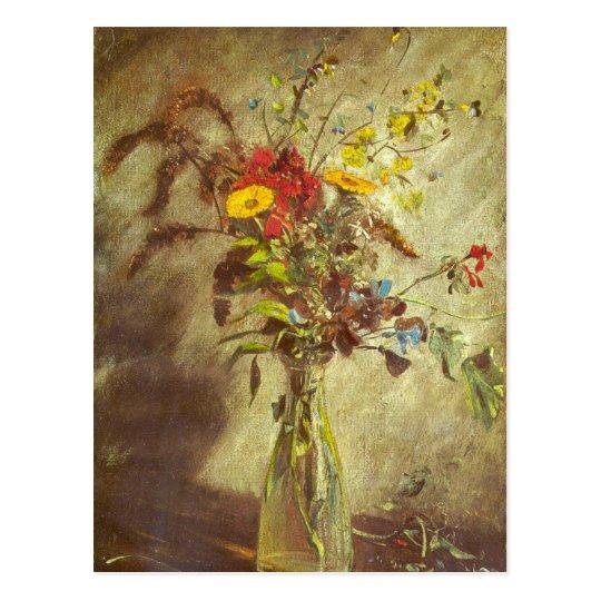 John Constable - Still Life Postcard