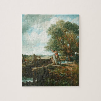 John Constable- The Lock Jigsaw Puzzle