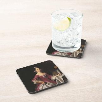 John Copley- Mrs George Watson Elizabeth Oliver Beverage Coasters