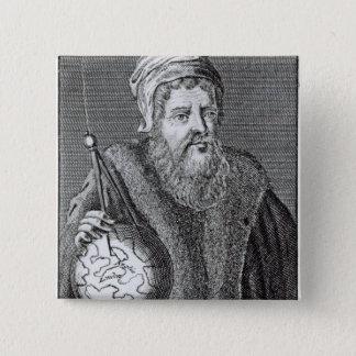 John Dee  a Londoner 15 Cm Square Badge